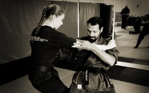 Cairns ninjutsu for women