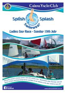 Splish Splash Ladies Day Race 2015