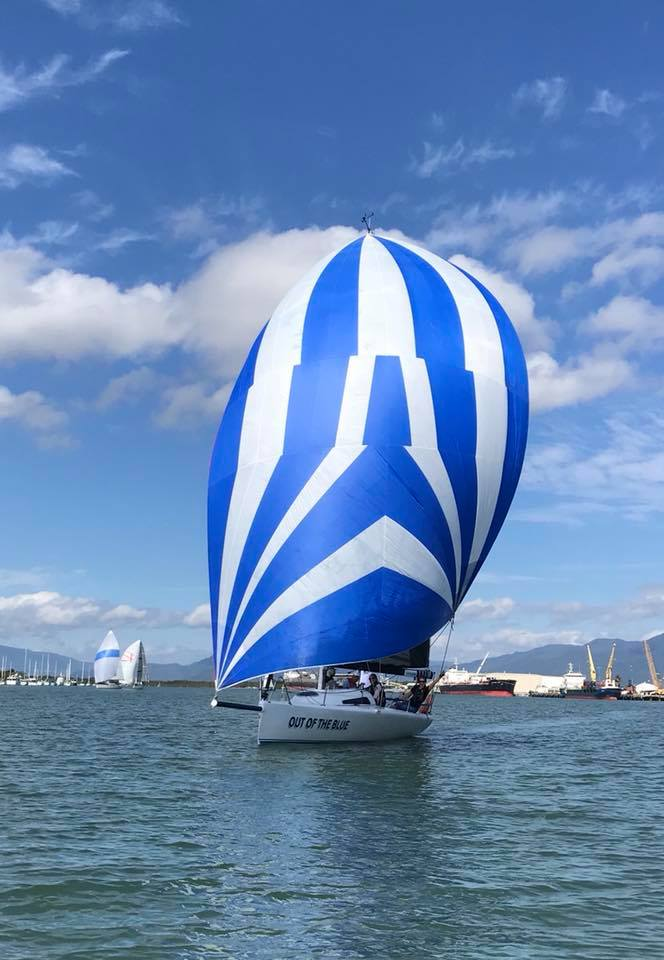 Anniversary Regatta 2018 Out of the Blue