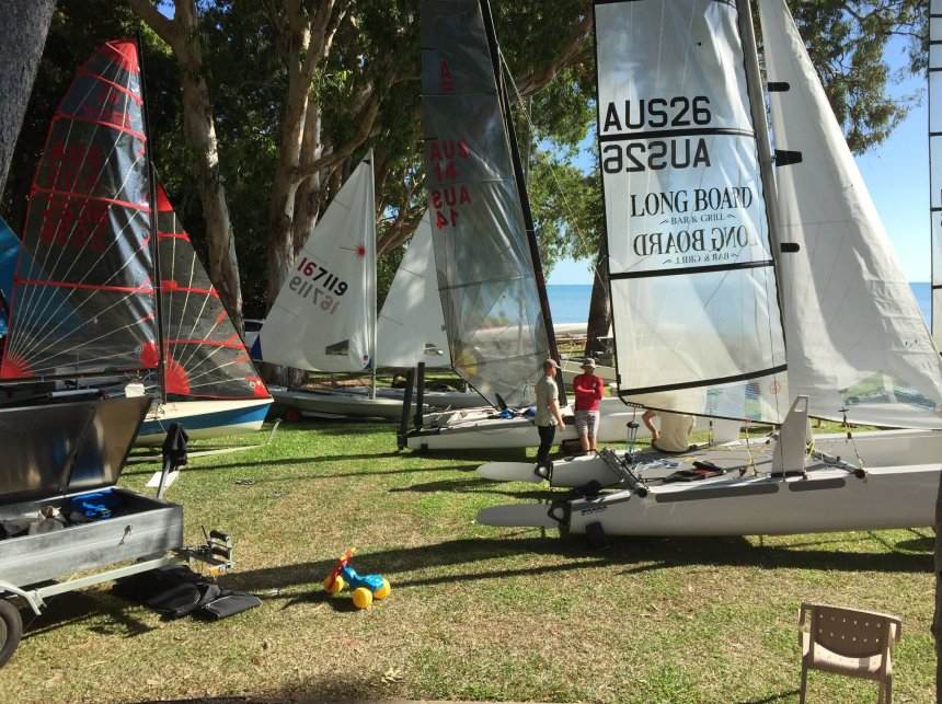 Ellis Beach Regatta 2018