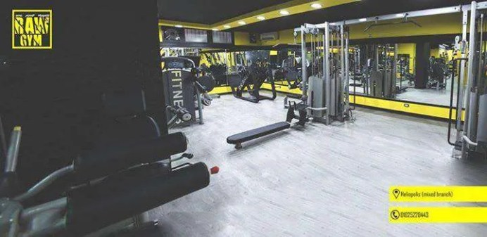 Raw Gym Heliop