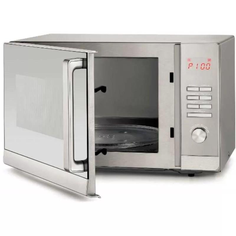 black decker microwave oven with grill 30 l digital 900 watt mz30pgss