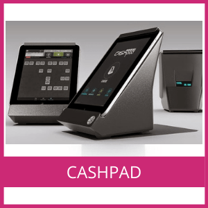 caiss mag systemes Cashpad