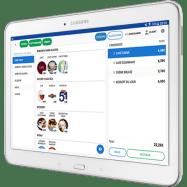 Encaisser avec Commercill sur Tablette Android