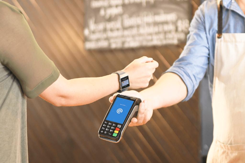 TPE Move 5000 et Mini Commercill pour paiement NFC via tpe sans fil