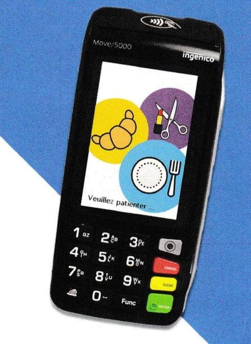 Application caisse pour TPE Mini Commercill - Mini Commercill et TPE