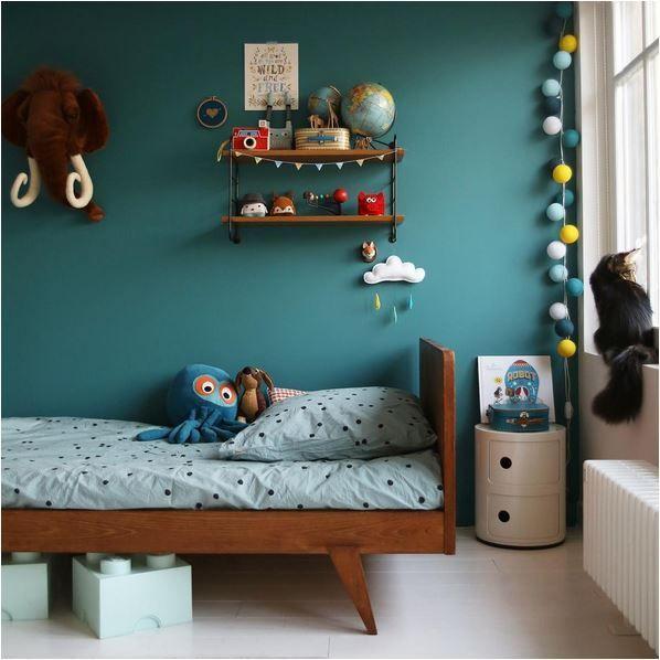 trang trí phòng ngủ dễ thương cho bé