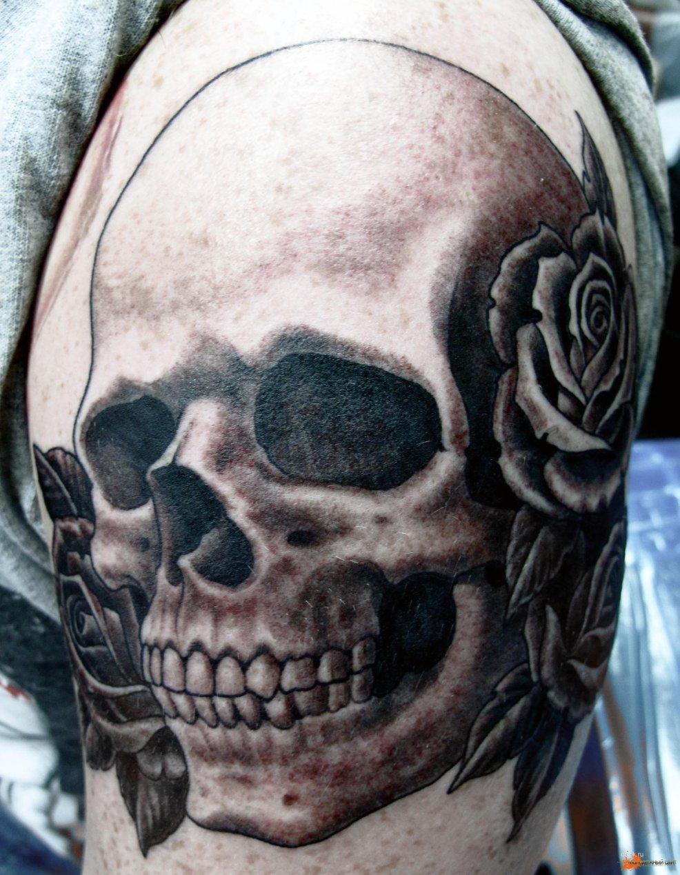 тату череп значение и фото что символизируют татуировки с черепом