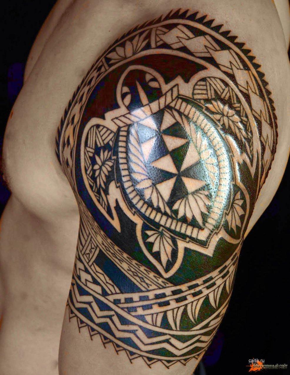 полинезийские татуировки значение и фотографии тату