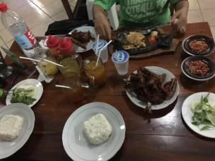 Full Remuk meal