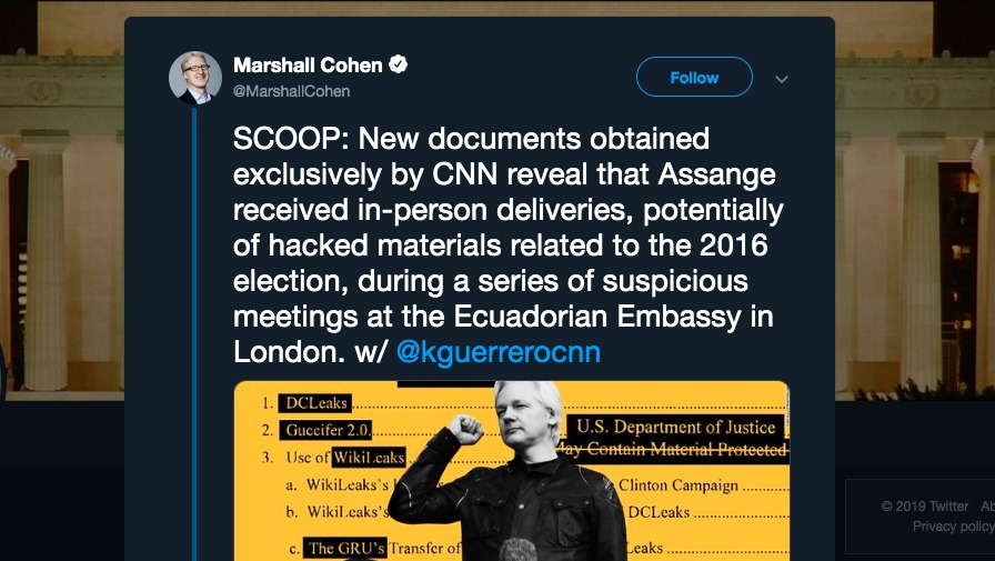 481efe751d210 CNN has published an unbelievably brazen and dishonest smear piece on  Julian Assange, easily the most egregious article of its kind since the  notoriously ...