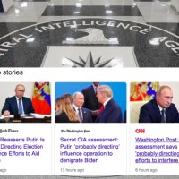 MSM Promotes Yet Another CIA Press Release As News