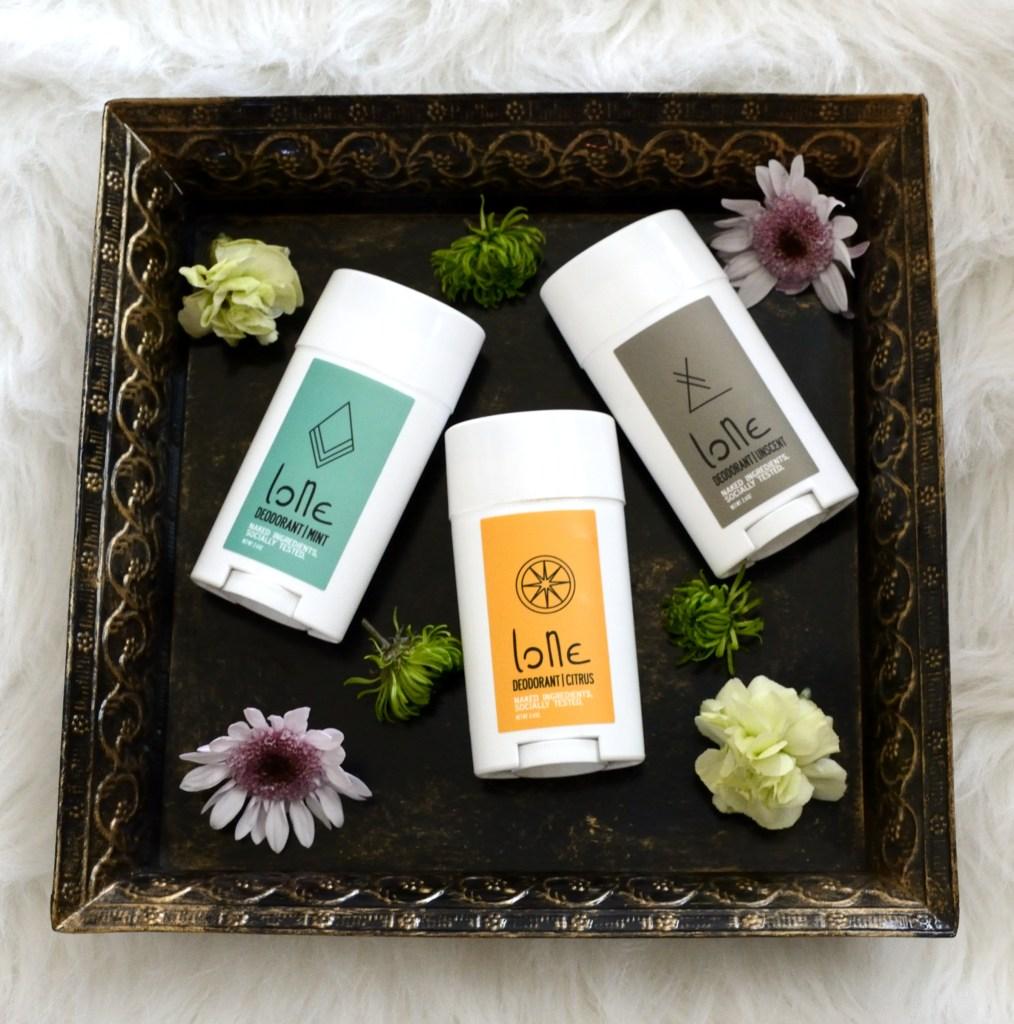 Non-Toxic Deodorant + Bodycare with Lone