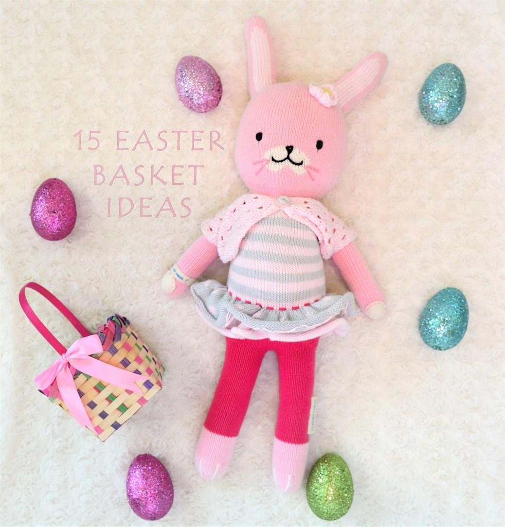 15 Toddler Easter Basket Ideas