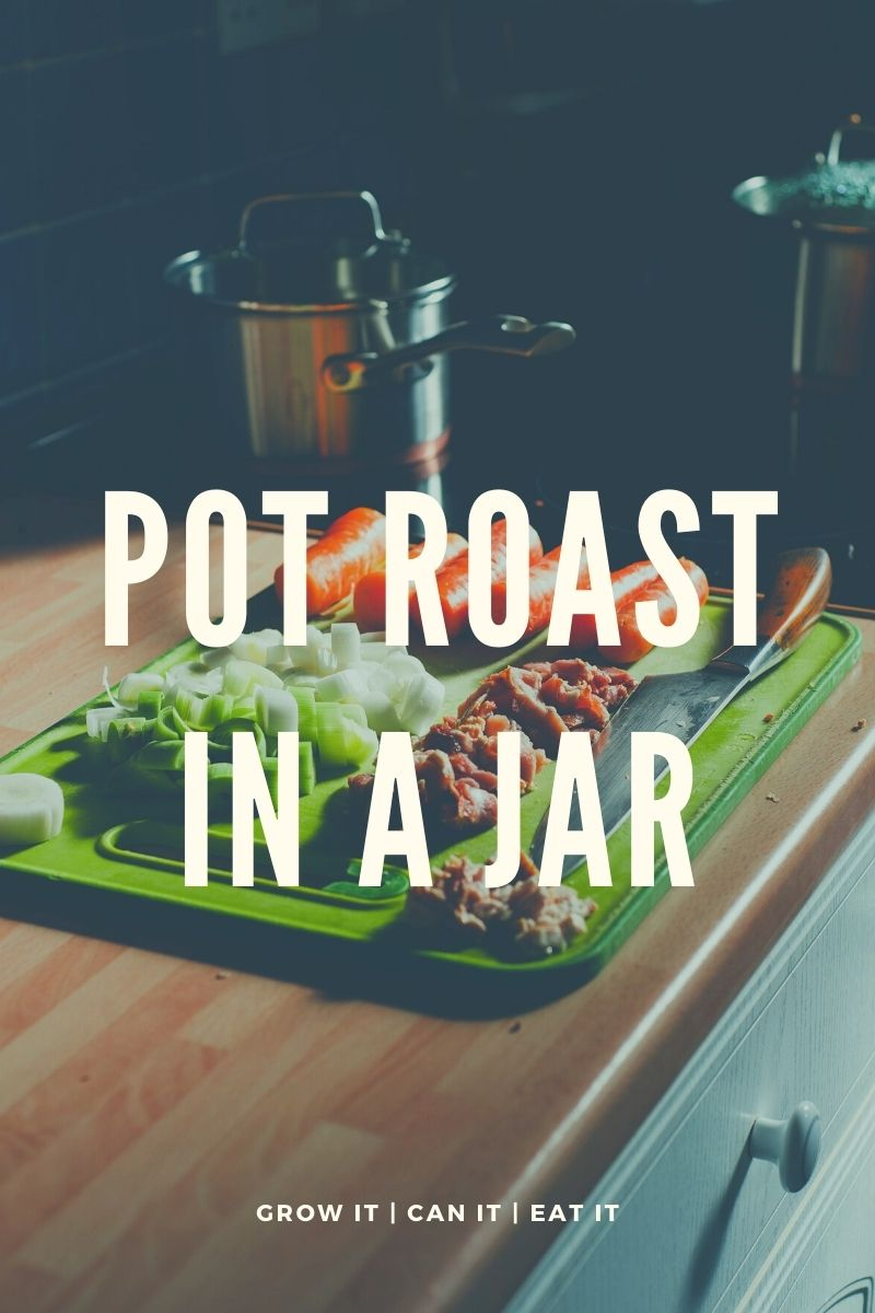 Pot Roast in a Jar