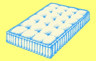 Mimi Chatter—How the Mattress You Sleep on Actually Affects Your Beauty http://www.mimichatter.com/mattress-type-sleep-affects-beauty-1262787542.html