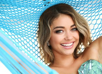 StyleBistro—You'll Never Guess What Sarah Hyland Wants to Do to Her Hair http://www.livingly.com/Beauty+Guide/articles/AXFGDY8lo5y/ll+Never+Guess+Sarah+Hyland+Wants+Hair