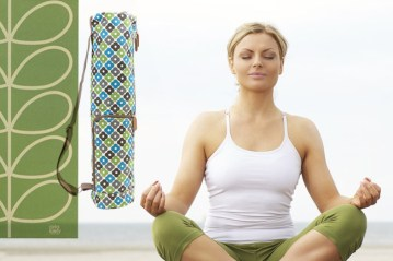 Orla Kiely Releases Yoga Gear for Target: http://www.stylebistro.com/Shopping+News/articles/1MZaPy-cExy/Orla+Kiely+Releases+Yoga+Gear+Target