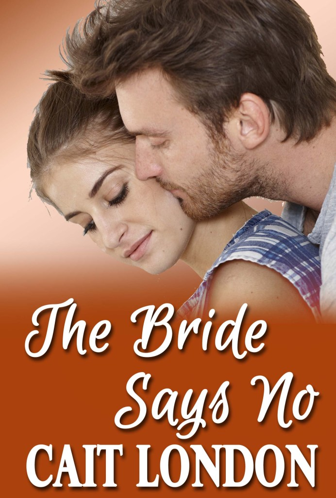 Book Cover: THE BRIDE SAYS NO