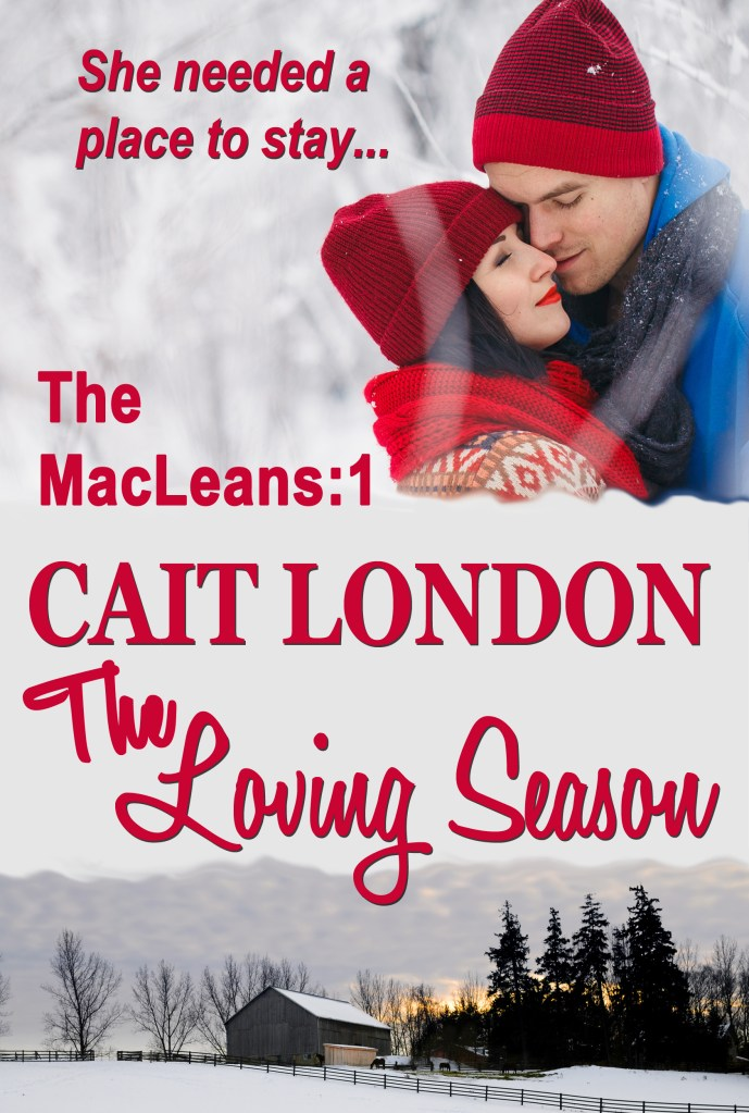 Book Cover: THE LOVING SEASON