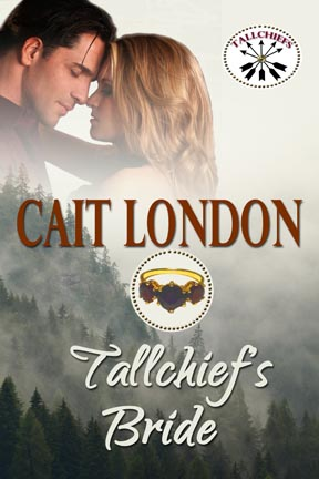 Book Cover: Tallchief's Bride