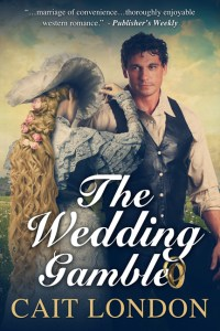 Book Cover: Wedding Gamble