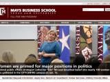 Mays MBA Speaker Promotion