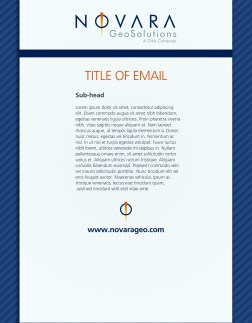 General Email Template