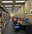 An entire level of the library devoted to Quiet study is a great way to keep focus on those long study sessions