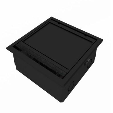 Caixa Tomada Baixo Relevo Para Piso - CP45NB
