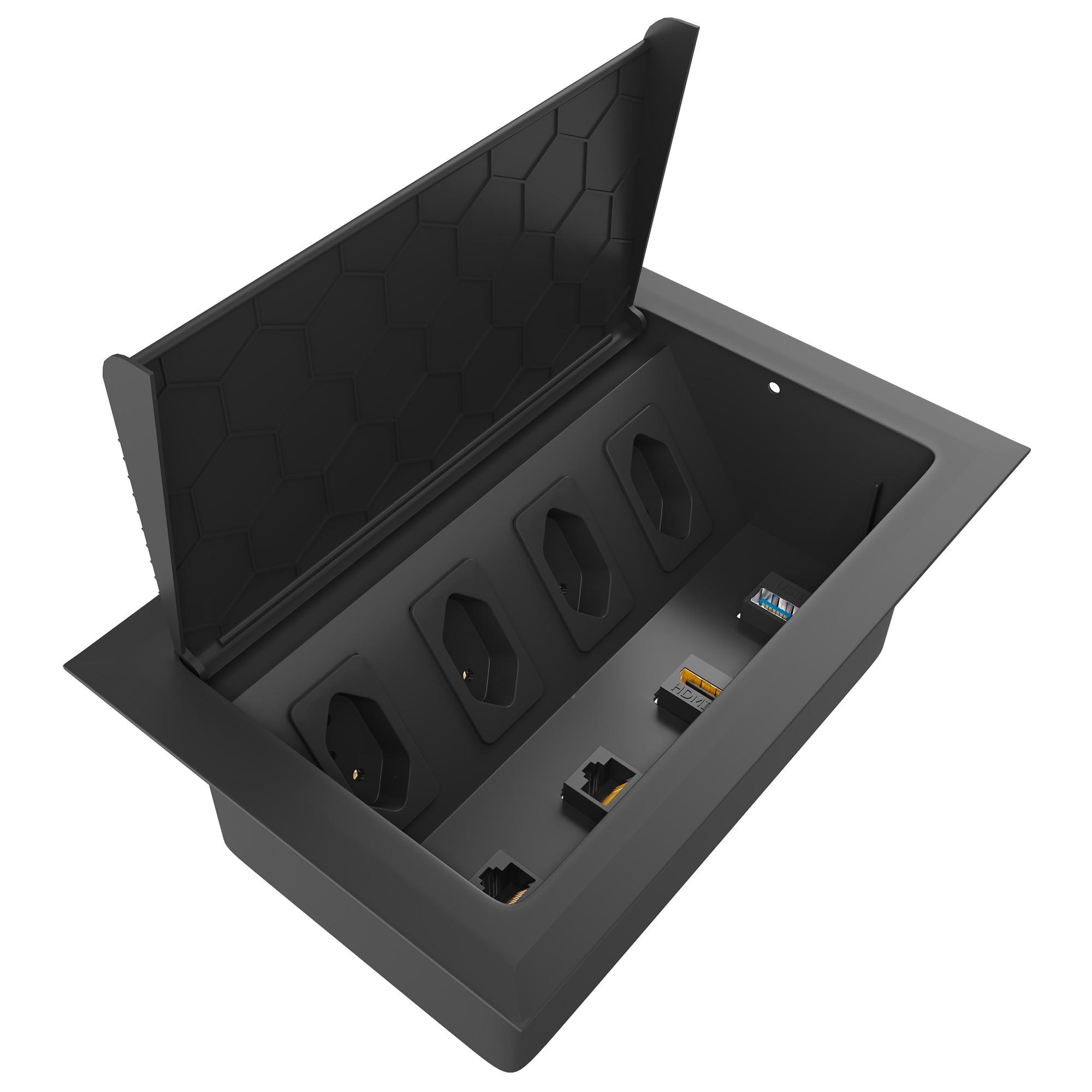 Caixa de Tomada Embutir - CX44
