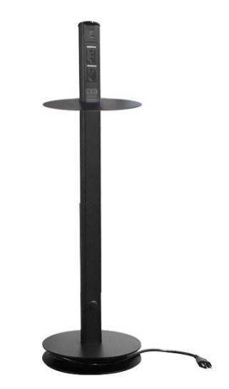 Torre de Tomadas (Totem) para Recepção