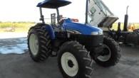 TRACTOR AGRICOLA NEW HOLLAND TB110 CON 110 CABALLOS DE FUERZA (TURBO)