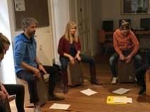 Cajon Workshop März