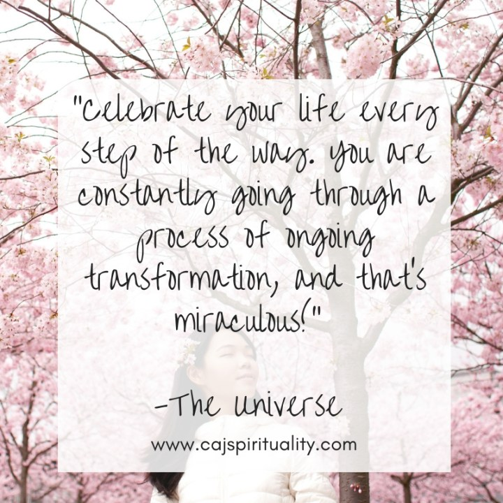 Inspired Living: A Q&A With The Universe About Life, Change and Purpose