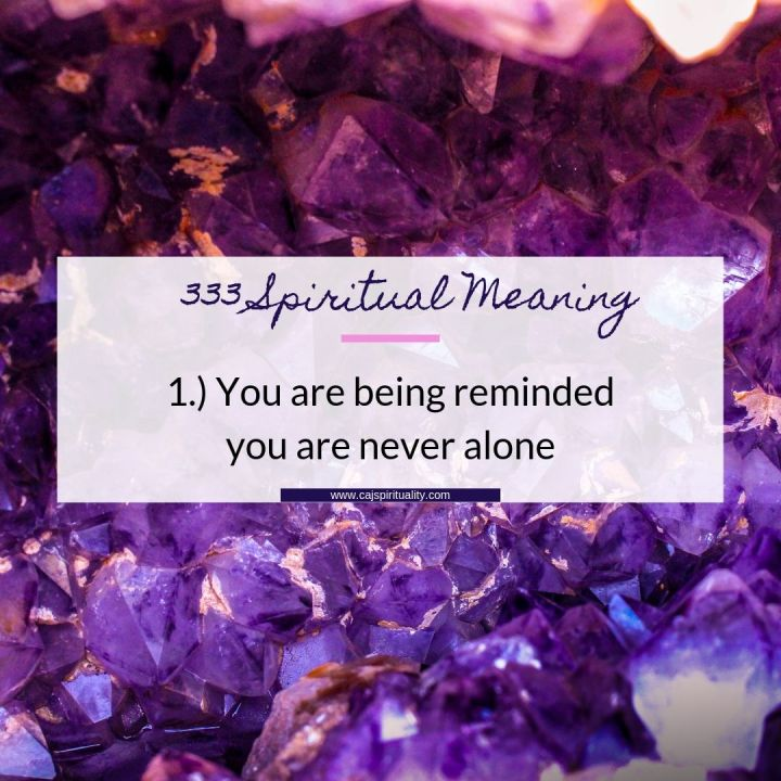 333 Spiritual Meaning: Decoding Signs From The Spiritual Realm