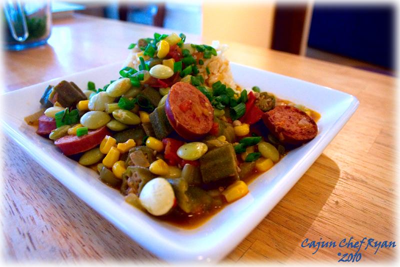 Creole Succotash