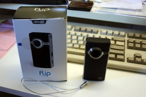 Flip™ Video Ultra HD Camcorder