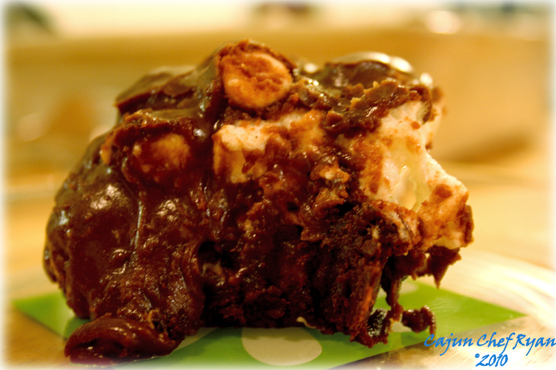 Heavenly Hash Brownie