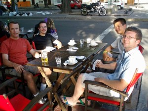 Outdoor Cafe image