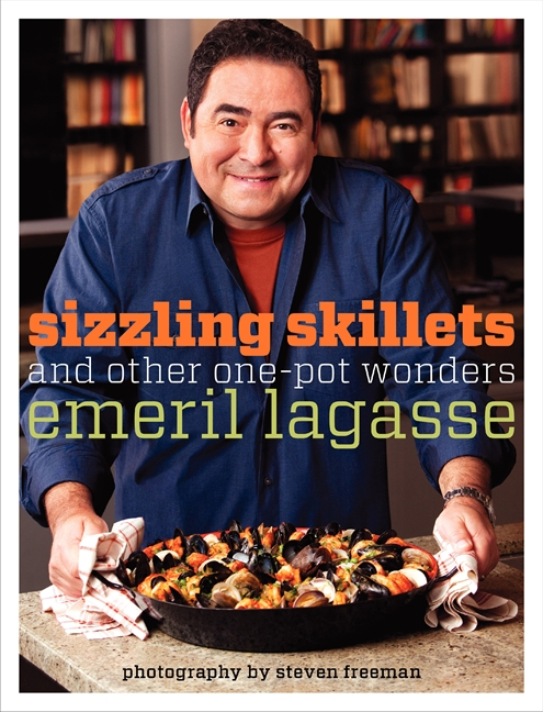 Sizzling Skillets Book Cover
