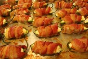 Poppers out of the oven
