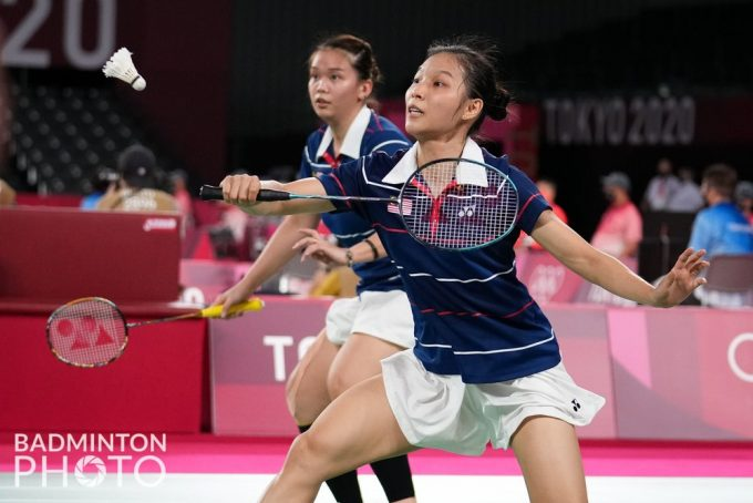 Badminton: Beregu wanita bawa pulang satu kemenangan