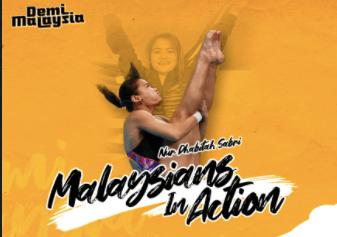 Jadual pertandingan atlet Malaysia di Tokyo pada Ahad