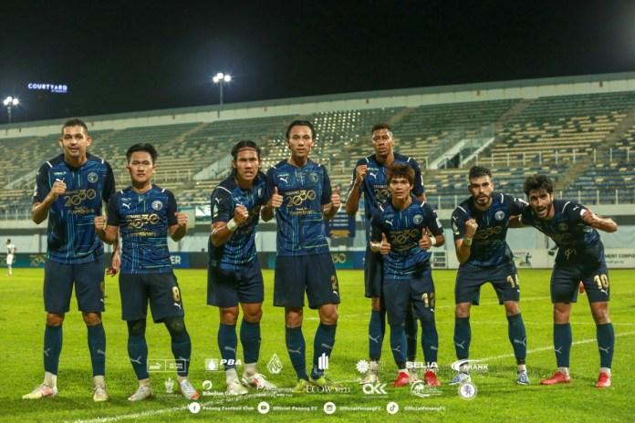Penang FC, KL City jadi pilihan, SUFC dan Sri Pahang intai peluang