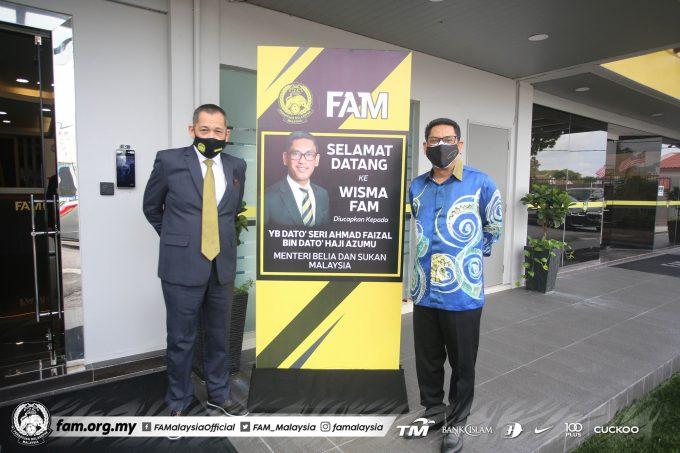 Ahmad Faizal saran FAM perkasa saingan akar umbi
