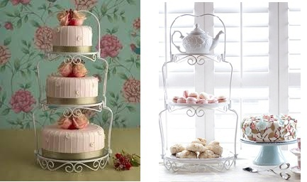 Vintage Wedding Cake Stand   Cake Geek Magazine Vintage Wedding Cake Stand