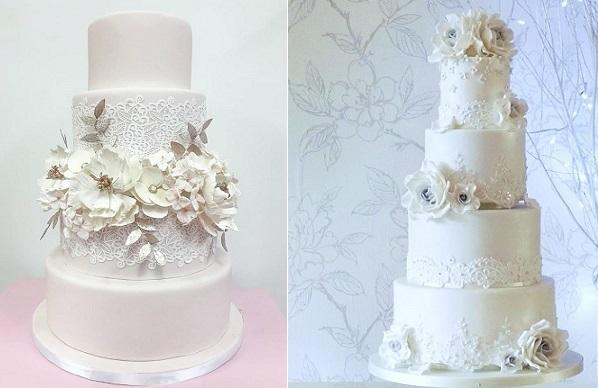 Winter Wedding Cake Trends & Inspiration
