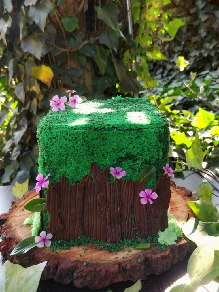 forest meets fairy meets woodlands cake  #cakes and other stuff