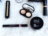 Gurlain, Bobbi Brown, Sephora & Make Up Forever